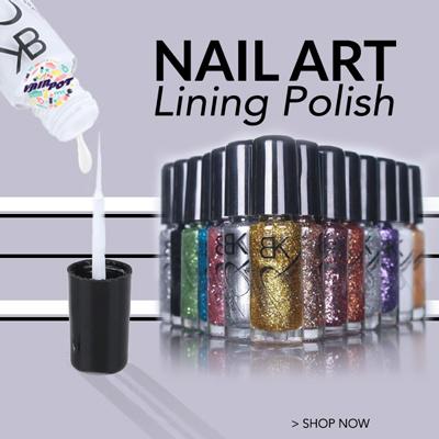 Qoo10 Vainpotdraw Like A Prolining Nail Art Polishes