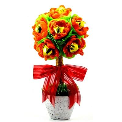 Qoo10 Valentine Chocolate Bouquet Groceries