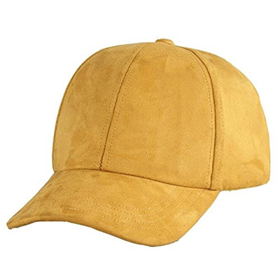 32d6d0e0ce2 Qoo10 - VANCOL Soft Faux Leather Suede Hat Baseball Cap   Fashion  Accessories