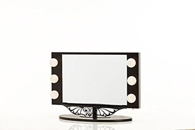 Qoo10 Vanity Girl Hollywood Starlet Lighted Vanity Mirror Gloss