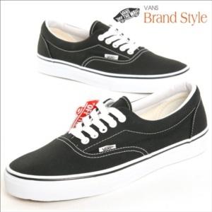 Qoo10 - VANS ERA VN-0EWZBLK Black   Sportswear c5d185938