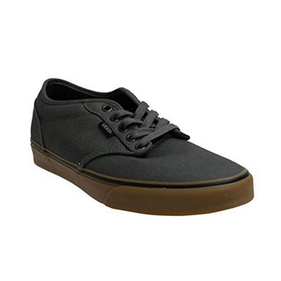 53de2a7b26 Qoo10 - VANS Men s Atwood Canvas Skate Shoes Pewter Gum (VN-0XB0D8G)   Shoes