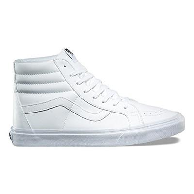 fe9719f5019c Qoo10 - (Vans) Vans Sk8-Hi Reissue (Classic Tumble True White) Men s Skate  Sho...   Shoes