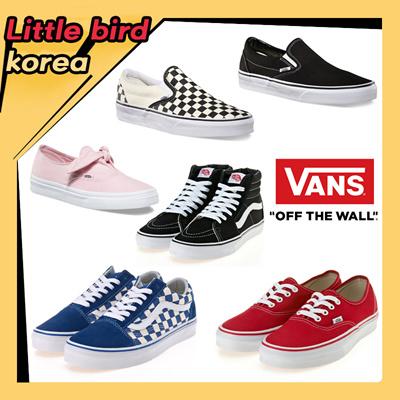 5758e34de844  Vans  Slip-On   Sneakers   AUTHENTIC  Oldschool Checkerboard Coreclassic