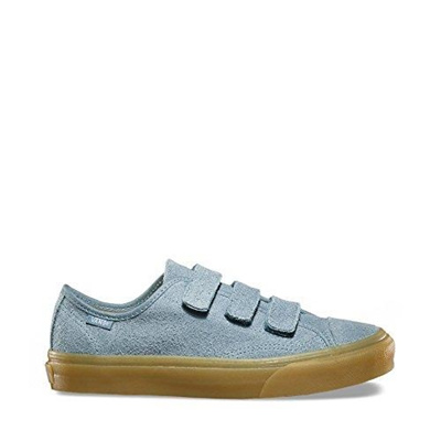 0c4a304aeae Qoo10 - (Vans) Women s Flats DIRECT FROM USA Vans Style 23 V (Fuzzy Suede)  Aro...   Shoes