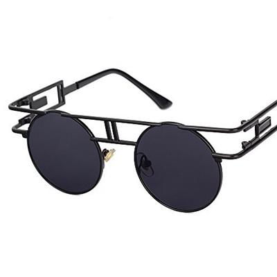 f5d3f666714 Qoo10 - VeBrellen Men Gothic Sunglasses Reflective Flash Mirror Lens Vintage  W...   Fashion Accessor.