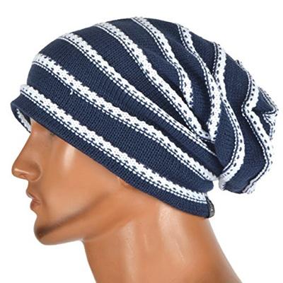 Qoo10 Vecry Mens Slouchy Beanie Knit Crochet Rasta Cap For Summer