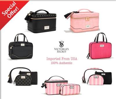 Victoria Secret Bags Travel Case Makeup Crossbody Passport Cover