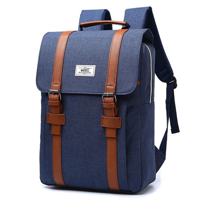 db2dd6029e18 Qoo10 - vintage men women canvas backpacks school bags teenagers boys girls  la...   Men s Bags   Sho.