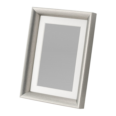 Qoo10 - VIRSERUM SILVERHJDEN Frame, silver color 13x18cm : Furniture ...
