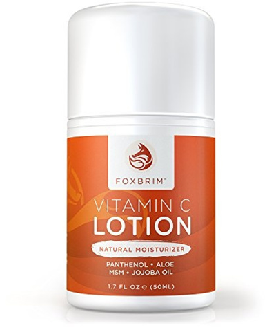 Vitamin C Lotion - Best Facial Moisturizer & Natural Face Lotion - Complete  Ingredients 15% Vitamin