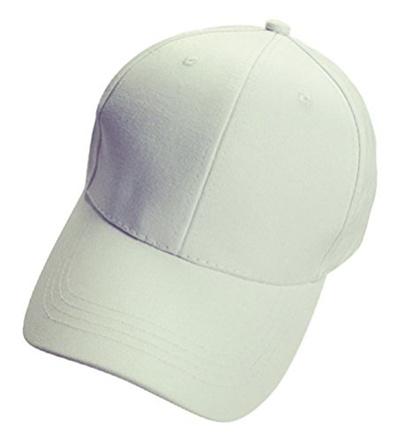 5ce4d74e02f Qoo10 - VLLY Unisex Classic Cotton Hat Adjustable Plain Baseball Cap (FBA)    Men s Bags   Shoes