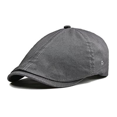 Qoo10 - VOBOOM Cotton Washing Flat Cap Cabbie Hat Gatsby Ivy Irish Hunting  New...   Fashion Accessor. b7cfbd9c0caf