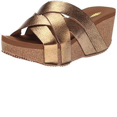 5fa711b7c4b Qoo10 - (Volatile) Women s Sandals DIRECT FROM USA Volatile Women s Jinksy  Wed...   Shoes