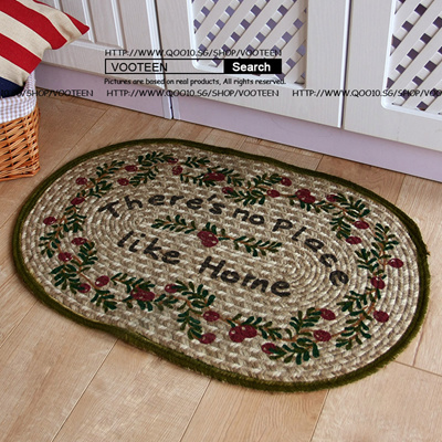 rustic welcome kitchen woven mats rug item non indoor decor bathroom fabric wood barn door old mat