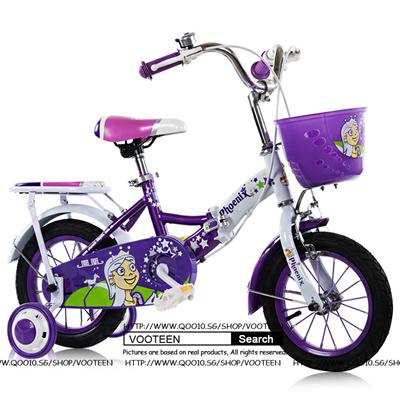[VOOTEEN]Kids Bikes/Children bicycles / girls bike/12/14/16/18 inch/baby  girl bike /Bicycle Toys[FREE BALANCE BIKE]