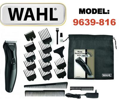 Qoo10 , Wahl 9639,816 Haircut Beard 22 Piece Hair Cutting