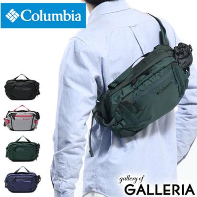 ed385688cc981d Waist bag Columbia 2WAY shoulder bag body bag CASTLE ROCK HIP BAG mens  ladies PU8308