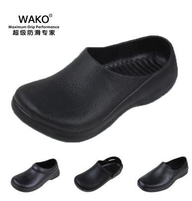 WAKO Slide G Chef Shoes Non Slip Kitchen Shoes Special Shoes Men In The Work