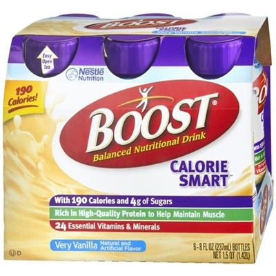 589fc982e7db8 Walgreens Boost Calorie Smart Balanced Nutritional Drink Vanilla