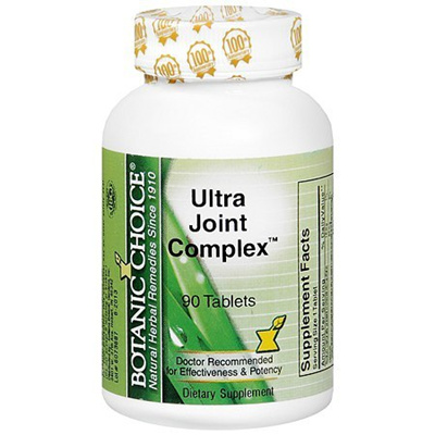 Walgreens Botanic Choice Ultra Joint Complex Dietary Supplement Tablets