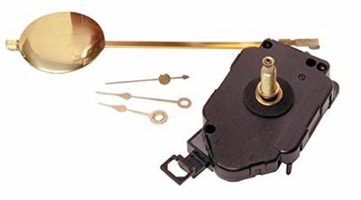 [WALNUT HOLLOW] Pendulum Clock Movement for 3/4-inch Surfaces