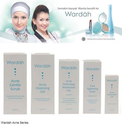 **Wardah Cosmetics**Acnes Series / Wardah Acne Gentle Scrub 60 - mL