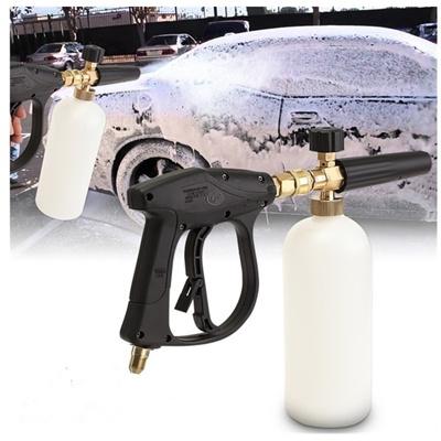 Wash Car Foam Foam Wash Gun 1000 3000psi High Pressure Washer With 1l Snow Foam Bottle