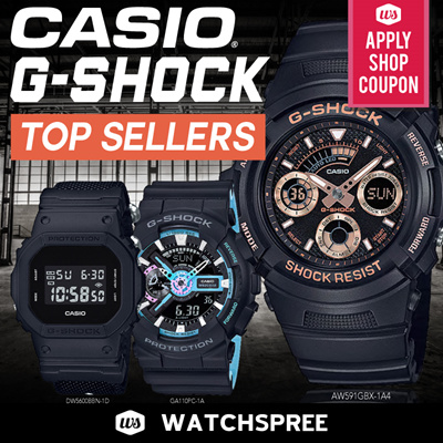 cf1345daba4  APPLY SHOP COUPON  CASIO G-SHOCK TOP SELLERS! NEW MODELS ADDED.