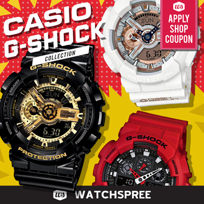 fee52f15995b  APPLY SHOP COUPON   CASIO GENUINE  CASIO G-SHOCK COLLECTION! Free