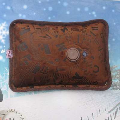 Water Charging Explosion Proof Super Soft Suede Hot Bag Massage Hand Warmers Warm Treasure House