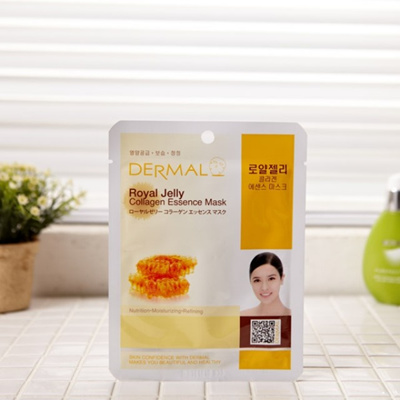 Water Sleep Pack Sheets Pack Mask Pack -02 Royal Jelly