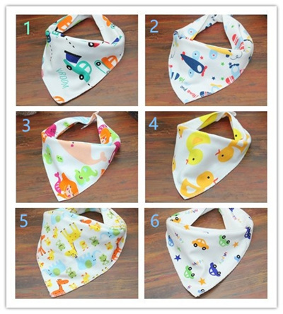 Qoo10 - Waterproof Feeding Bib Apron Neck Wraps Infant Pinafore Cotton Baby  Bi...   Women s Clothing c31bb40c84
