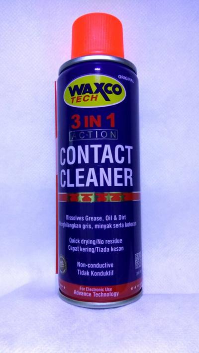 WAXCO CONTACT CLEANER