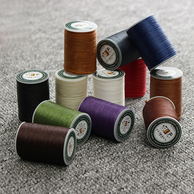 Waxed Thread 0 8mm 78m Polyester Cord Sewing Stitching Leather Craft  Bracelet