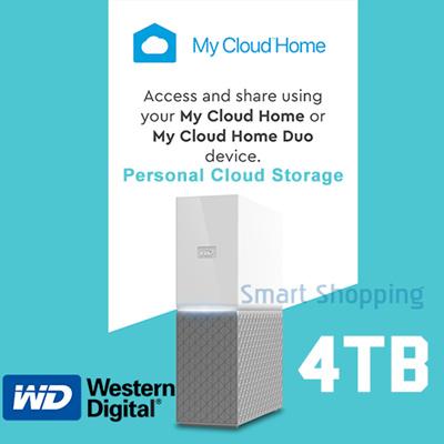 WDWD MyCloud Home 4TB Personal My Cloud Backup Storage Gigabit Lan USB 3 0  NAS Warranty by WD SG