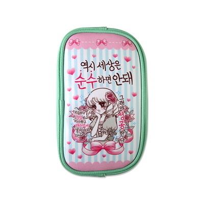 Qoo10 - Webtoon [girl s instict] makeup pouch [you cannot