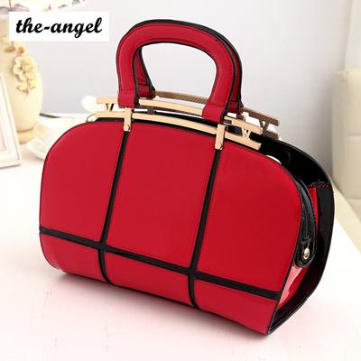 984bdc694af5 Qoo10 - Wedding bag bride bag fashion red handbags leather handbags  Crossbody ...   Men s Bags   Sho.