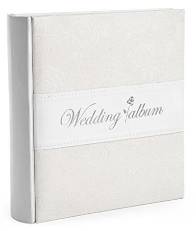 Qoo10 Wedding Photo Album Holds 200 4x6 Inch Photos By Monarch