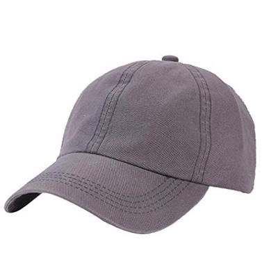 04b0597e326 Qoo10 - Weifert Unisex Caps 100%Cotton Adjustable Baseball Cap Plain ...