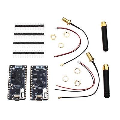 Wemos TTGO 2Pcs/lot ESP32 SX1276 LoRa 868 / 915MHz Bluetooth WI-FI Lora  Development Board