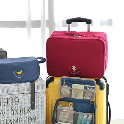 f09875ddfdaf WG clothes bag travel luggage computer cartoon trolley bag