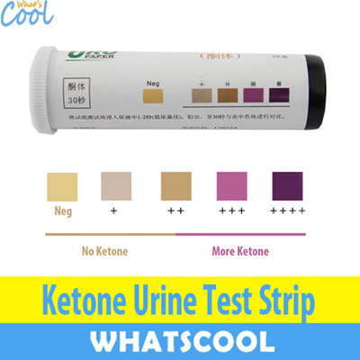 Qoo10 - Ketone Urine Strip : Diet & Wellness