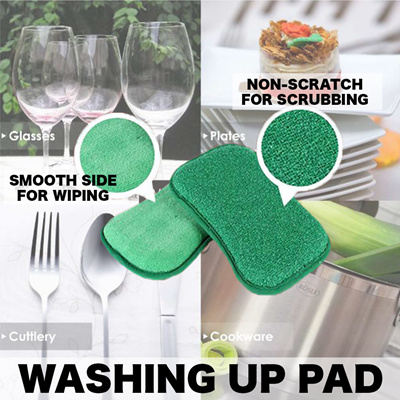 White MagicWhite Magic Washing Up Pad