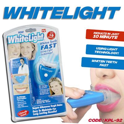WhiteLight Pemutih Gigi White Light Tooth Whitening System PEMUTIH GIGI AS  SEEN ON TV (WL 23d6a968c7