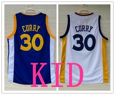 best website 89dc2 5a01d wholesale Basketball Jersey for kids boys girl children golden state 30  steph curry Basketball Shirt