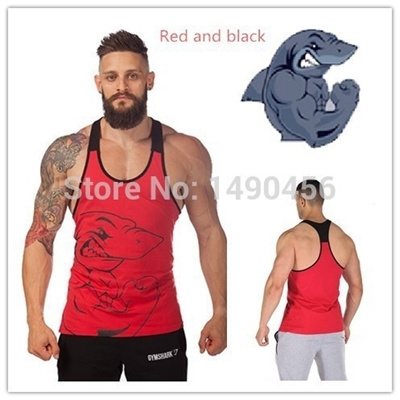 96c635eb8d911 Qoo10 - Wholesale cotton workout tank tops camo gym shark stringer tank tops  f...   Women s Clothing