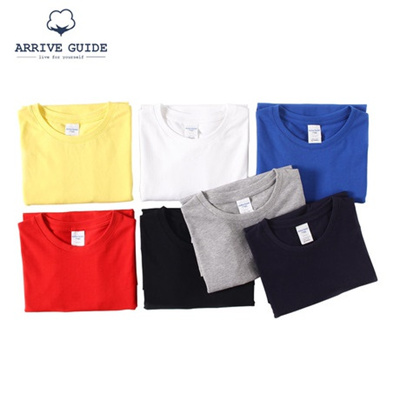 bcdb69514a76 wholesale mens short sleeve t-shirt summer trend on pure cotton pure color half  sleeve