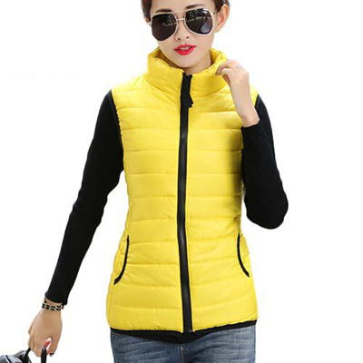 b78b4afb532 Qoo10 - wholesale Plus Size Autumn Winter Coat Women Ladies Gilet Colete  Femin...   Women s Clothing
