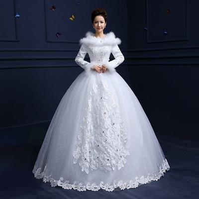 Qoo10 Wholesale Wedding Dress New Large Size Korean Cotton Long